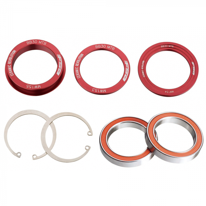 BB30 ceramic bearing kit for K-FORCE MTB