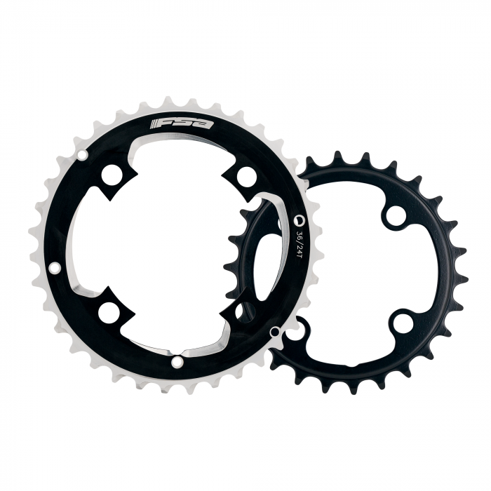 AFTERBURNER MTB modular chainring
