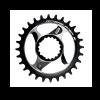 AFTERBURNER MTB modular chainring 1x