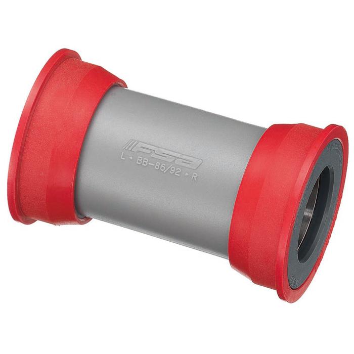 Boitier de pédalier MegaExo VTT pour cadre BB92 avec roulements céramiques