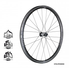 PAIRE DE ROUE GRADIENT OFF-ROAD WIDER29