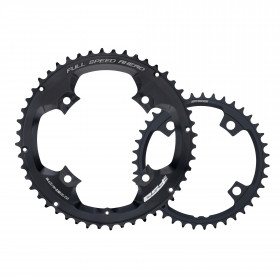 Powerbox SuperCompact Stealth Black Chainring