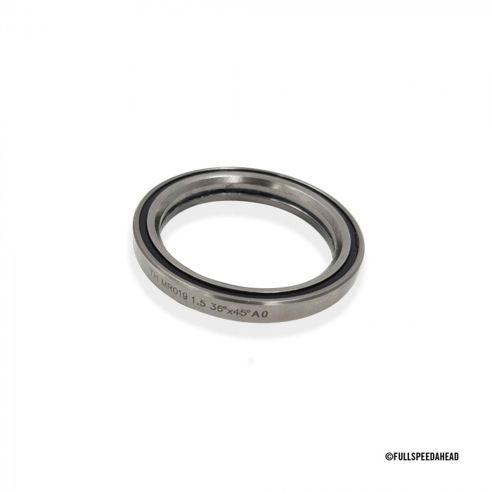 Headset bearing 36°x45° 1.5