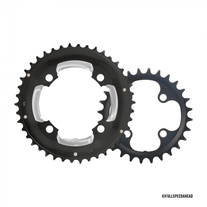 FSA POLINI chainrings 2x