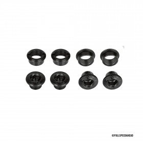 Bolt + Tab Kit black 3mm