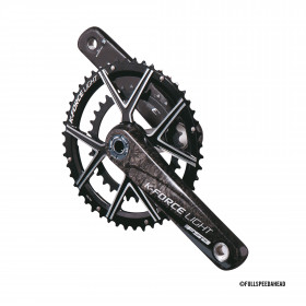 K-FORCE modular BB386EVO crankset