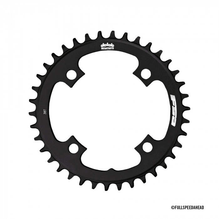 FSA E-BIKE alloy megatooth chainring 1x