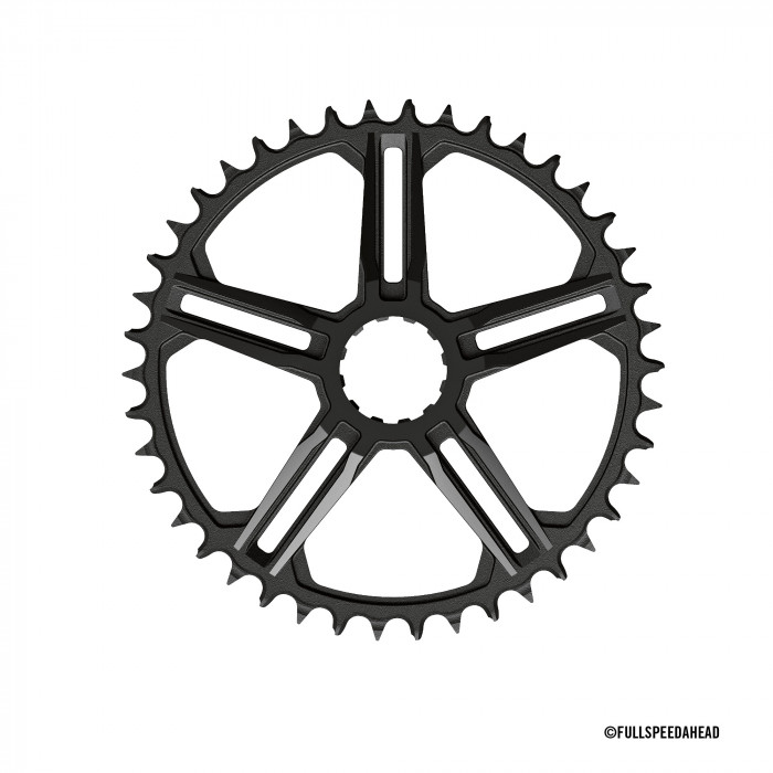 FSA E-BIKE FAZUA Alloy megatooth Direct Mount chainring 1x