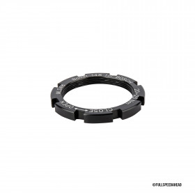 FSA Lockring for Bosch 148 black ML048