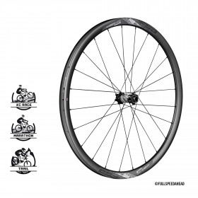 K-FORCE WIDER25 WHEELSET