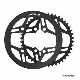FSA Trekking chainguard and megatooth chainring