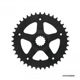 FSA Direct Mount steel chainring