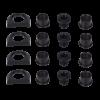 螺栓 + 垫片配件 黑色 4mm