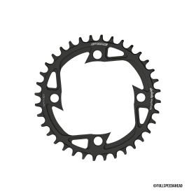 Corona in alluminio FSA Megatooth 1x