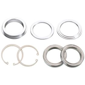 Set cuscinetti in acciaio BB30 per MTB