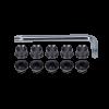Kit de tornillos negros T30 E0024