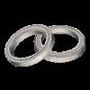 """CujineteTH-873S ACB 36°x45° MR054S por 1""""1/8 tubo de direccion"""