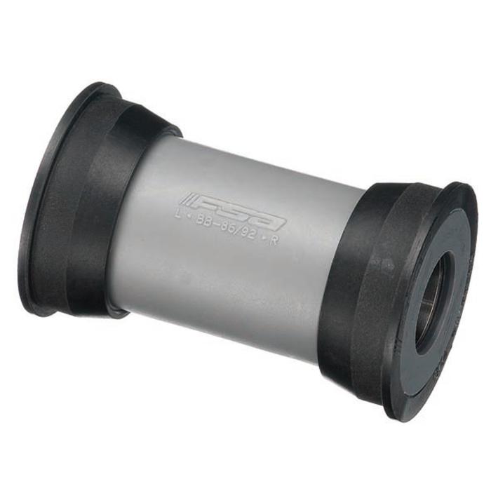MegaExo und Ø 24mm Adapter Kurbelgarnitur auf Press Fit BB92-89.5